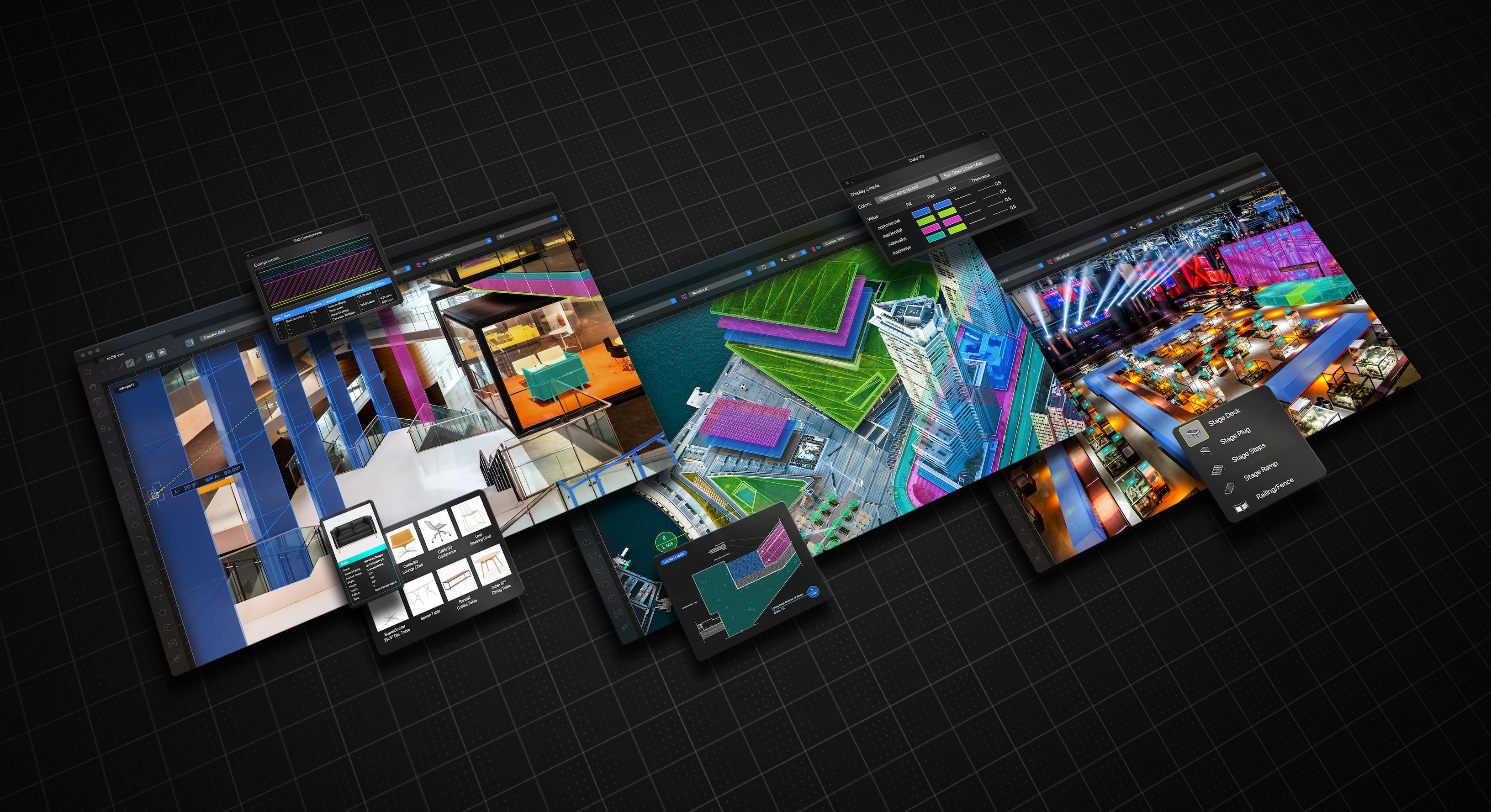 Vectorworks Design Suite